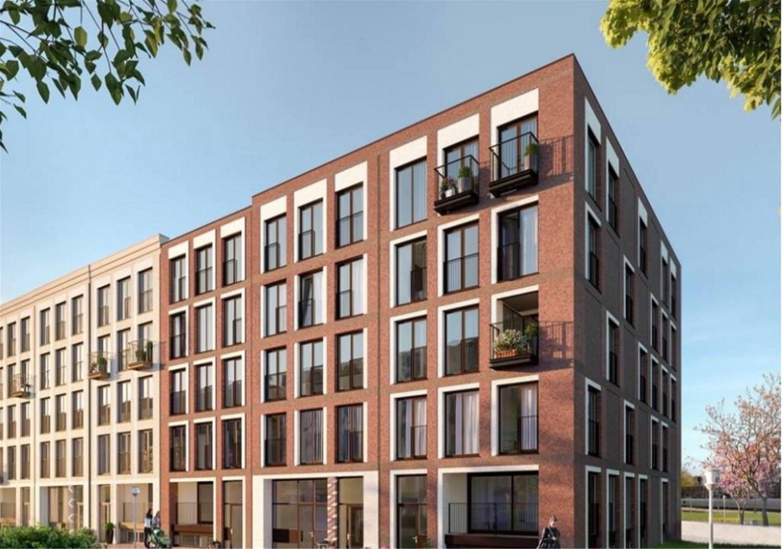 Bouwnummer 2 1014 ZG Amsterdam, Houthavens West - MVA nieuwbouw