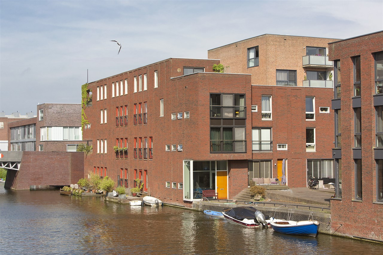 Wonen In Ijburg : Alexandrine tinnehof cm amsterdam ijburg west thoma