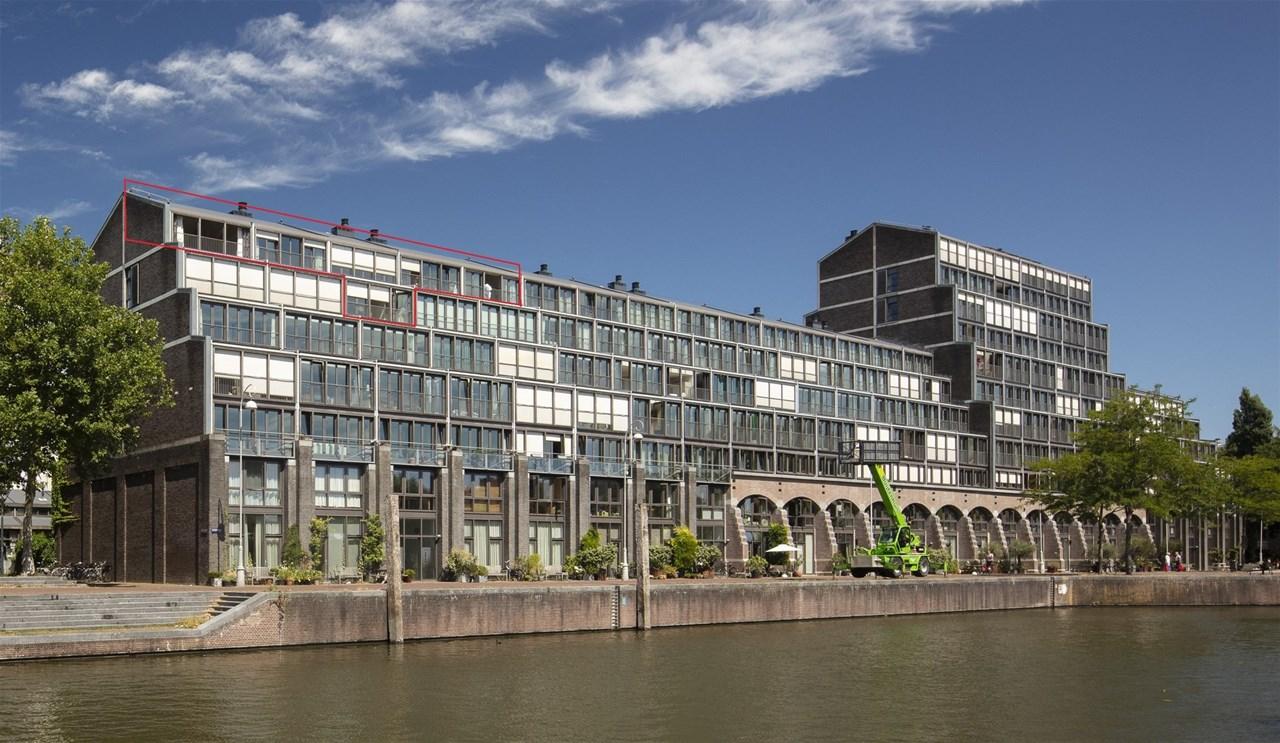 Stoer Inpandig Balkon : Entrepotdok 126 1018 ad amsterdam kadijken makelaarskantoor carla