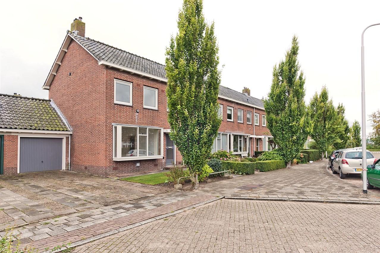 Johannes Vermeerlaan 23 2182 MC Hillegom, Schilderskwartier ...