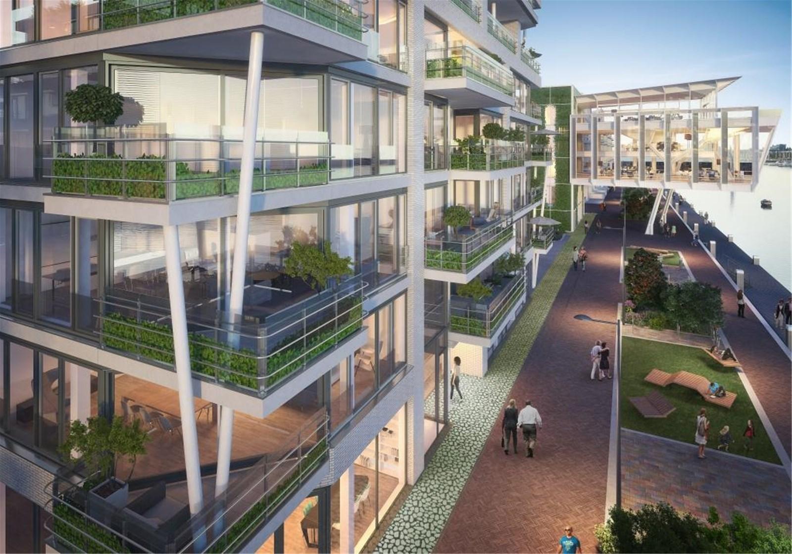 Nieuwbouw project Cruquius 1.2 van - Makelaarsvereniging Amsterdam MVA