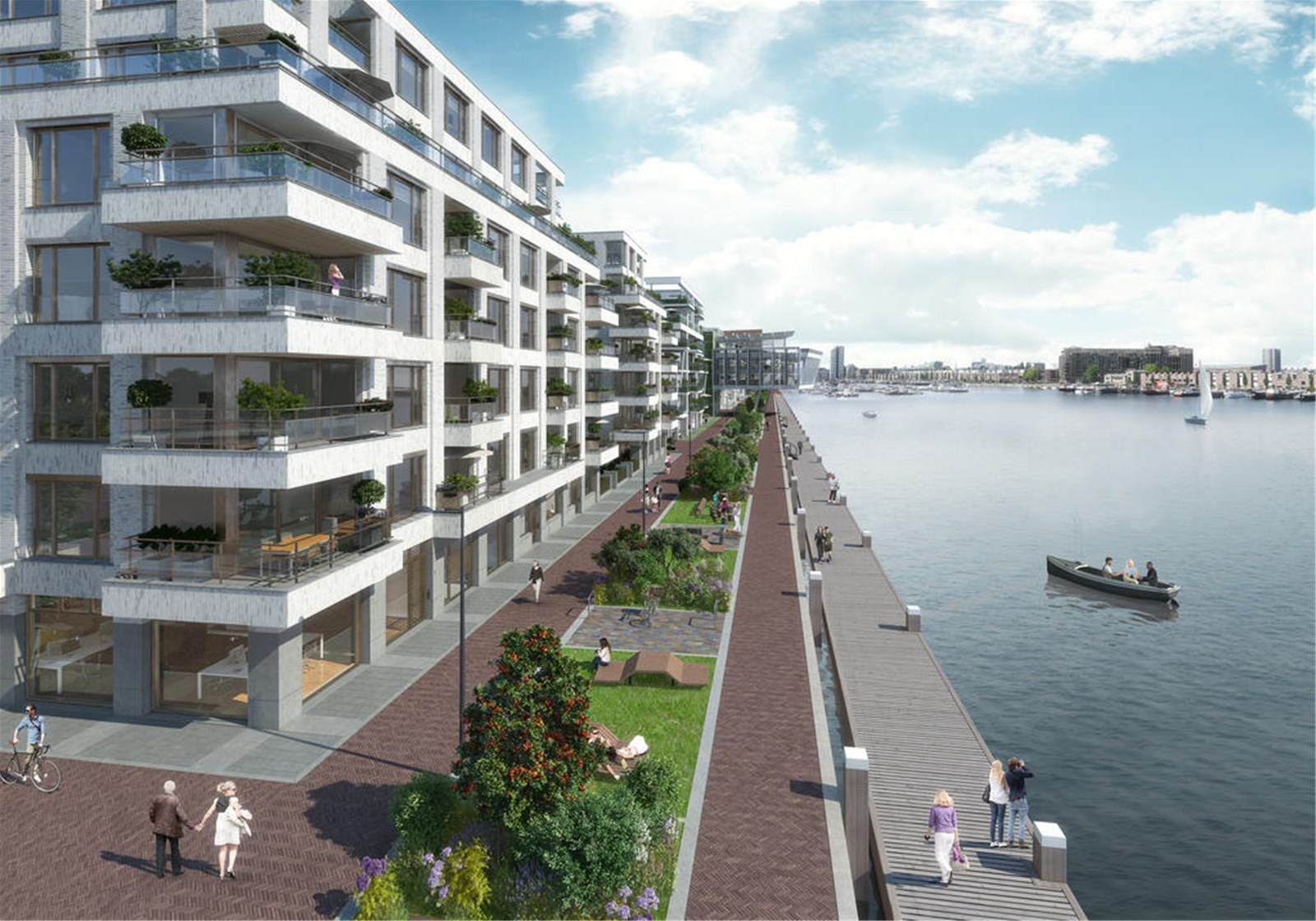 Nieuwbouw project Cruquius 1.1 van - Makelaarsvereniging Amsterdam MVA